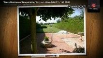 Vente Maison contemporaine, Vitry-en-charollais (71), 158 000€