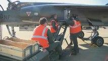 Au coeur de la dernière campagne de tir des Mirage F1