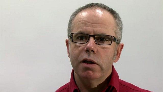 Hervé Boussange présente la licence pro communication CPNM