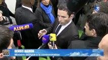 SIA 2013 : Hamon : les plats au cheval peuvent être donnés aux associations