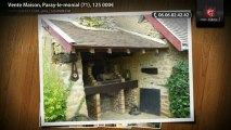 Vente Maison, Paray-le-monial (71), 125 000€