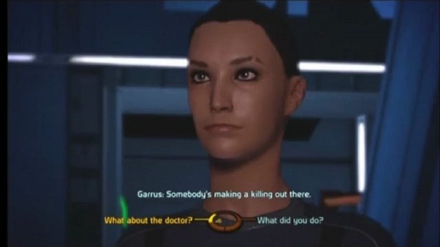 Let's Play Mass Effect 1 part 44 ~ Love in the time of the Mass Relay