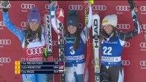Esquí Alpino - Weirather logra su primer triunfo