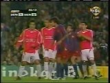 2006 (April 5) Barcelona (Spain) 2-Benfica (Spain) 0 (Champions League)