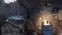 Tomb Raider - Lara Croft fait parler les armes (arc, pistolet et fusil d'assaut)