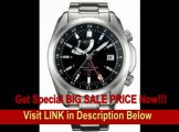 [SPECIAL DISCOUNT] Orient Star Seeker Automatic GMT Watch with Power Reserve, Sapphire Crystal DJ00001B