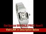 [REVIEW] Cartier Women's W20056D6 Santos Stainless Steel Watch