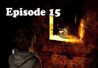 """Silent hill 3 [15] """"Gérard ??"""""""