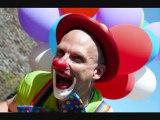 clown magicien Finistere-Arbre noel spectacle enfant Bretagne 2015