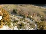 route vers et visite de  Balazuc , ardéche, village superbe