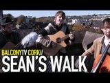 SEAN'S WALK - TAKING SIDES (BalconyTV)