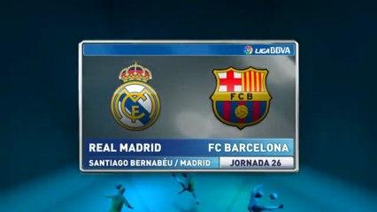 Real Madrid 2  Barcelona 1