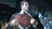 CGR Trailers - INJUSTICE: GODS AMONG US Superman vs. Sinestro Gameplay