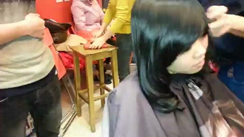 Nhanh nhất Khóa học uốn tóc xoăn setting kỹ thuật số ngắn hạn cấp tốc Korigami 0915804875