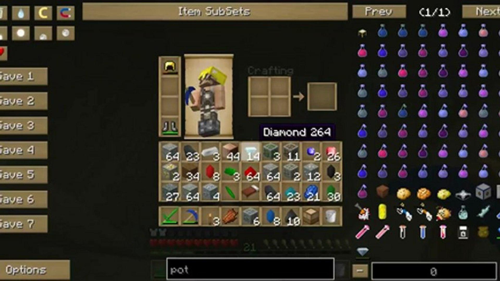 Minecraft Feed The Beast Mod On Cytamius Server Minecraft