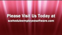 Employee Scheduling Software Online