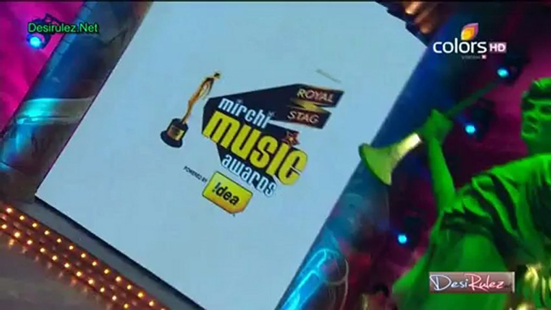 Mirchi Music Awards 2013 3rd March 2013 Part4