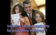 Diplomatic Passports and Second Passports Programs