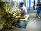 whatd i say - sean stanley ft. dancing kid ( ray charles ) - play me im yours street pianos @ T.I.F.F.