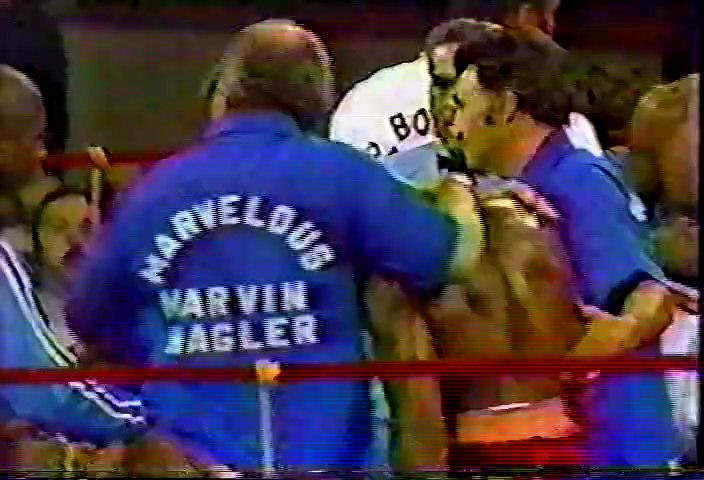Marvin Hagler vs Bobby Watts II 1980-04-19