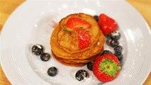 Cooking For Kids: Sweet Potato Pancakes