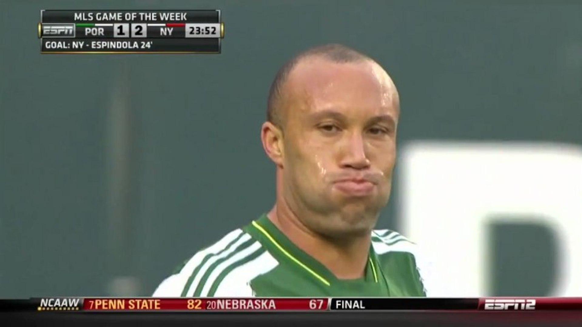 Le premier match catastrophique de Silvestre en MLS !