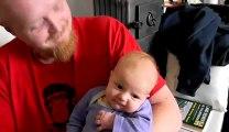 Comment calmer bébé?