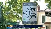Radars pédagogiques pour la sécurité routière