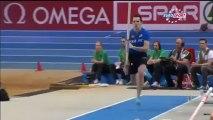 Renaud Lavillenie passe 6m07 aux Championnats d'Europe mais son saut est invalidé