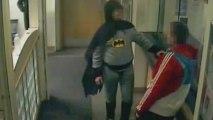 Batman vient au secours de la police anglaise