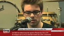 Florian Devos de retour de La Nouvelle Star