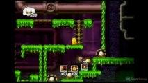 Slimy Sewer : niveau 08 (hard)