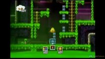 Slimy Sewer : niveau 09 (hard)