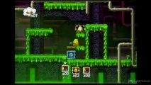 Slimy Sewer : niveau 06 (hard)