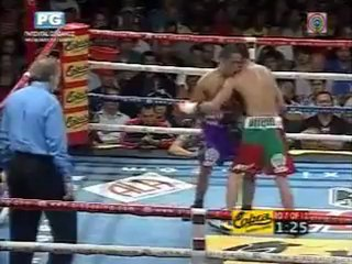 Donnie Nietes vs Moises Fuentes (ABS-CBN)