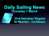 Daily Sailing Thursday 7 March English Heineken Regatta