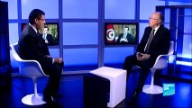 حوار  - حوار مع رئيس المجلس الوطني التأسيسي التونسي مصطفى بن جعفر