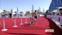 Alistair Brownlee wins Abu Dhabi triathlon