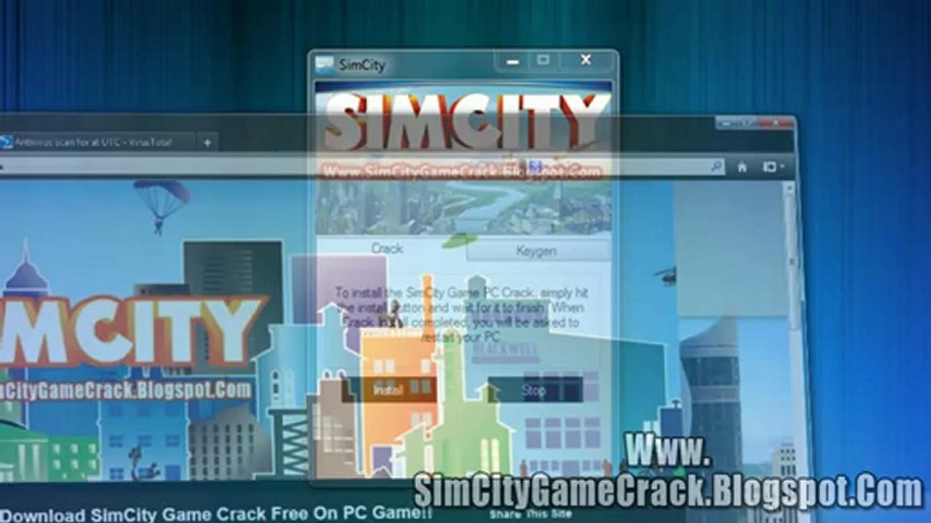 How to install simcity 5 for free full