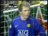 2007 (November 27) Manchester United (England) 2-Sporting Lisbon (Portugal) 1 (Champions League)