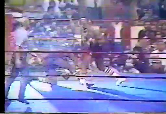 Marvin Hagler vs Sugar Ray Seales III 1979-02-03