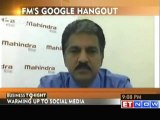 We are trying to Stabilize our Economy : Finance Minister on Google+