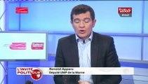 """Benoist Apparu : """"L'accord compétitivité-emploi, c'est exactement ce que proposait Nicolas Sarkozy."""""""