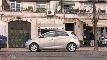 Essai de la Renault Zoé, l'électrique par Renault