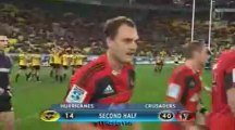 Super Rugby Hurricanes vs Crusaders 8th March 06:35 GMT Live