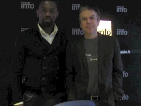 PASSI invité dans TOUT ET SON CONTRAIRE, l'Emission de Philippe VANDEL sur FRANCE INFO