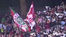 Revivez le Vino Griego, l'hymne de l'Aviron Bayonnais, lors du derby Bayonne-Biarritz
