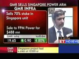GMR sells 70 % stake in Singapore arm for Rs 2905 crore