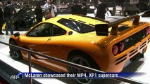 Geneva Motor Show opens amid gloom for industry