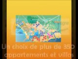 Video Location Vacances CAP D'AGDE Mer Océan Montagne immozip immobilier cap d'agde